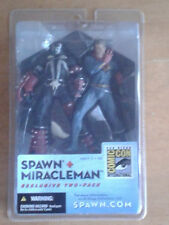 McFarlane/Spawn NEW - SPAWN & MIRACLEMAN - SDCC Excusive 2-pack 2003