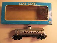 Life Like HO Scale Texaco Tanker