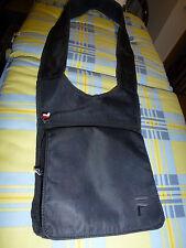 Fila Damentasche Sporttasche Umhängetasche schwarz Schultertasche Tasche