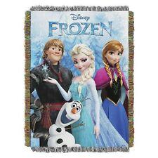 Disneys Frozen Tapestry Throw Blanket