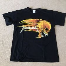 Metallica T Shirt Men's Size Medium