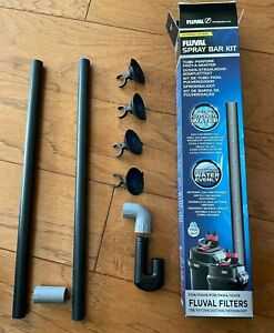 """FLUVAL SPRAY BAR KIT A234 UP TO 30"""" 04 05 06 07 SERIES CANISTER FILTERS NEW!"""