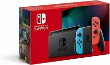 Nintendo Switch Console - Red Neon with improved battery - Brand New & Sealed