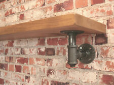 RECLAIMED Scaffold Boards - Rustic Shelves Any Size - Industrial Scaffold Shelf