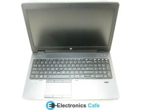 "HP ZBook 15 G2 15.6"" Laptop 2.8GHz i7-4810MQ 4GB RAM (Grade C)"