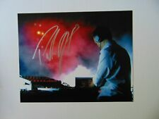 """""""Reflections"""" Paul van Dyk Hand Signed 10X8 Color Photo Todd Mueller COA"""