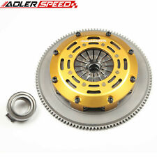 ADLERSPEED RACING CLUTCH TWIN DISC KIT FOR HONDA GE6/8 GK5 STANDARD LIGHT WEIGHT