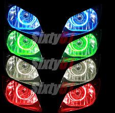 Yamaha FZ1 Angel Eyes 1997-2015 Dual CCFL Demon Halo light rings kit