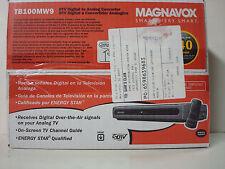 Magnavox Tb110Mw9 Digital to Analog Converter. New. Sealed.