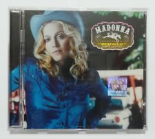 MADONNA – MUSIC UK CD ALBUM Near Mint What it Feels Like for a Girl American Pie