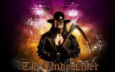 THE UNDERTAKER (sickle)  POSTER 24 X 36 INCH WWE