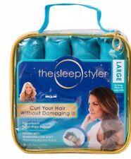 "The Sleep Styler Hair Curlers, Large, 8 6""rollers. AS SEEN ON SHARK TANK New"
