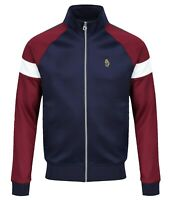 LUKE 1977 KAS 2 Navy Mix TRACKSUIT TOP  Size: SMALL ~ RRP £75.00