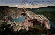 1. WK World War I Feldpostkarte aus Frankreich Weißer See Hochvogesen CPA AK