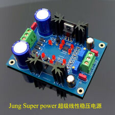 Jung Super POWER circuit Super linear power supply for DAC preamplifier