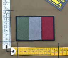 "Ricamata / Embroidered Patch ""Italia / Italian Big"" Sub with VELCRO® brand hook"