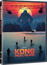 Dvd Kong: Skull Island - (2017) *** Contenuti Speciali *** ......NUOVO