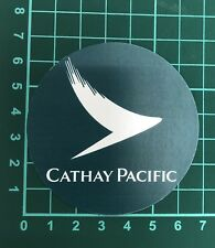 Cathay Pacific Sticker (1 PC) About 7 cm (2.75'')
