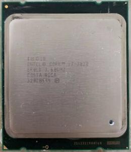 Intel Core i7 3820 - 3.6 GHz (CM8061901049606) Processor
