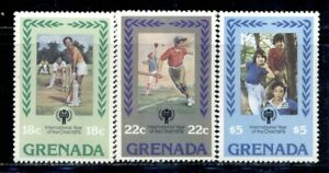GRENADA 917-19 SG992-94 MNH 1979 Int. Year of the Child set of 3 Cat$6