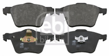 Volvo XC90 2.4 Diesel 02-14 Set of Front Brake Pads (fits 336mm discs)