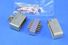 Winchester Interconnect Rack & Panel Connector XMRA14PC1A300