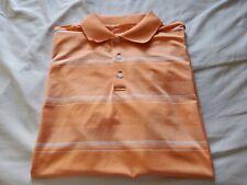 Walter Hagen 11 Majors Essentials Striped Golf Polo Shirt SZ XL