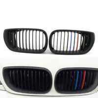 Globalflashdeal Gloss Black M Color Front Kidney Grill Grille For E39 M5 525i 5 Series 97-03