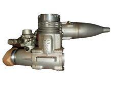 O.S. Max .040 Fsr Engine And Muffler