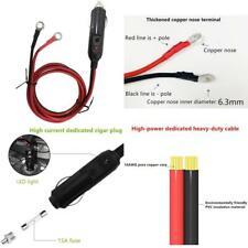 New listing Dongge 3.3Ft Adapter Cable For Cigarette Lighter Cigar Power Supply 12V 24V Univ