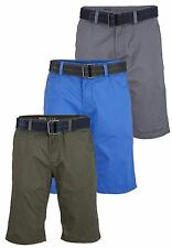 Herren-Chino-Shorts aus Baumwolle