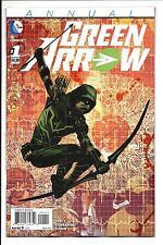 GREEN ARROW ANNUAL # 1 (NOV 2015), NM NEW