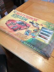 Vintage Matchbox Crash Game - rare