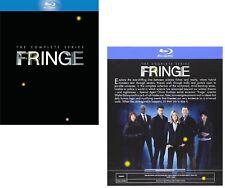 FRINGE 1-5 (2009-2013) - Anna Torv COMPLETE SyFy TV Seasons Series - BLU-RAY NEW
