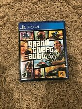 Grand Theft Auto V Ps4 Great Condition 5 PlayStation 4