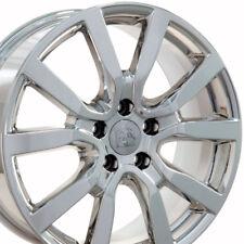 "18"" Wheels For VW Beetle Golf GTI Tiguan Jetta MK5 MK6 Chrome Rims Set (4)"
