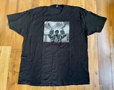 Jay-Z & Beyonce Tour Rare 2014 On The Run Graphic Never Worn T-Shirt Size Xxxl