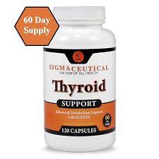 Suplemento De Para La Tiroides  - Aceleran Metabolismo - Pérdida De Peso Natural