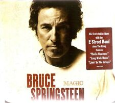 Bruce Springsteen - Magic (CD 2007) Fold-Out Card Sleeve; FREE UK P&P