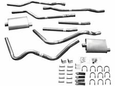 For 1975-1986 Chevrolet K10 Exhaust System Walker 73498CP 1976 1977 1978 1979