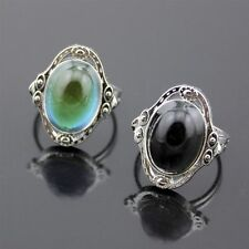 Chic Fashion Adjustable Kids Magic Ring Temperature Mood Changing Color