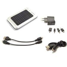 CARICA BATTERIE UNIVERSALE ENERGIA PANNELLO SOLARE MP4 USB PDA CARICATORE PHONE
