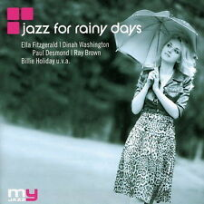 Jazz for rainy days (Billie Holiday, Paul Desmond, Ray Brown) CD 2009 Universal