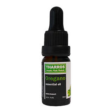 Oregano  oil - 100% pure, undiluted - Premium Quality by THARROS - Pack of 2