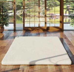 Panda Memory Foam Bamboo Mattress Topper For Double Size Bed