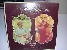 101 Strings Play the Sugar and Spice of Rudolph Friml Somerset SF-6900 G+ / VG