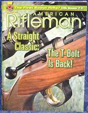 "Magazine American Rifleman, DECEMBER 2006 ""BENELLI R1 COMFORTECH RIFLE"""