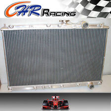 HIGH QUALITY aluminum radiator for MITSUBISHI EVO1/2/3 Lancer EVO 1 2 3 Race