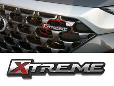 Front Grille Xtreme Logo Nameplate Emblem (Fits: HYUNDAI 2019+ Santa fe TM)