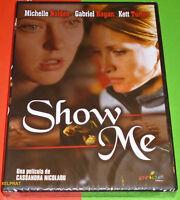 SHOW ME Cassandra Nicolaou -DVD R2- English Español - Precintada